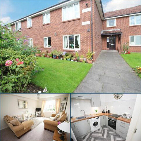 1 bedroom ground floor flat for sale - Thorntree Drive, Whitley Bay