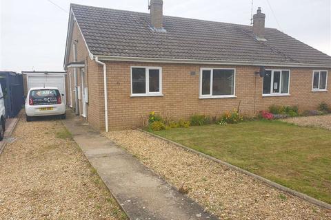 2 bedroom semi-detached bungalow to rent - Welby Drive, Gosberton
