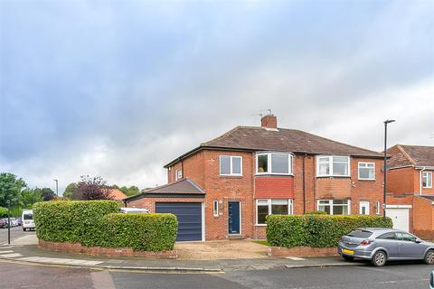 3 bedroom semi-detached house for sale - Rectory Grove, Gosforth, Newcastle upon Tyne