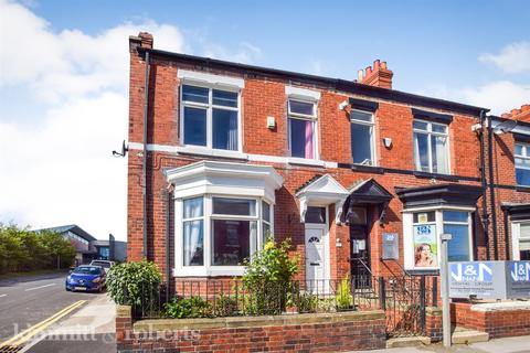 3 bedroom end of terrace house for sale - Princess Road, Seaham