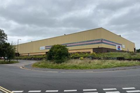 Industrial unit to rent - Unit 1, Sir Alfred Owen Way, Pontygwindy Industrial Estate, Caerphilly