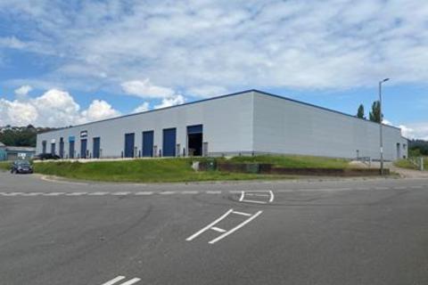 Industrial unit to rent - Unit 1, Sir Alfred Owen Way, Pontygwindy Industrial Estate, Caerphilly
