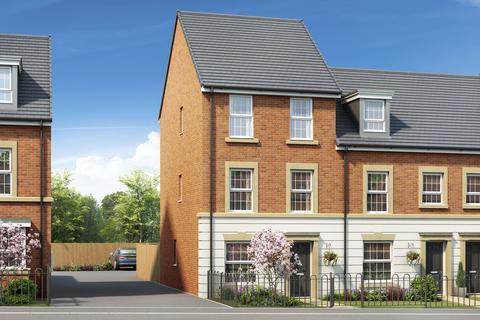 4 bedroom house for sale - Plot 531, Belgrave at Capella, Scarborough, Off Westway, Scarborough YO11