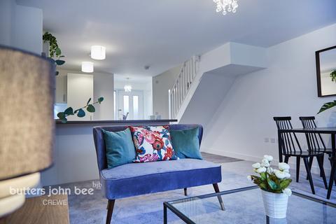 2 bedroom semi-detached house for sale - Samuel Broadhurst Place, Crewe