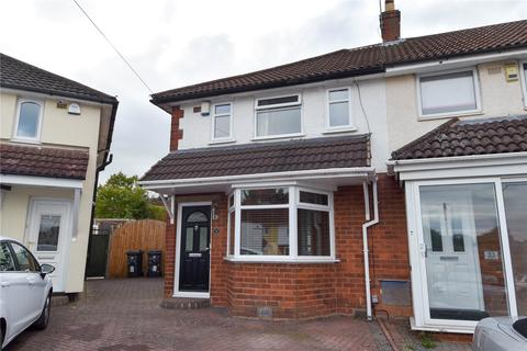 3 bedroom end of terrace house for sale - Sant Road, West Heath, Birmingham, B31