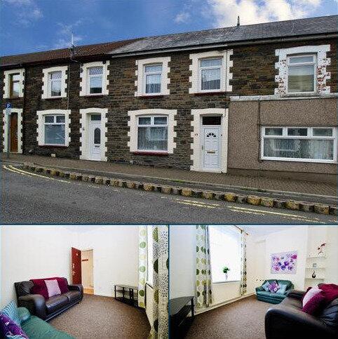 3 bedroom terraced house for sale - Queen Street, Treforest, Pontypridd CF37
