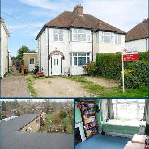 3 bedroom semi-detached house for sale - Rutten Lane, Yarnton, OX5