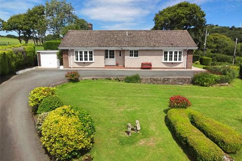 3 bedroom bungalow for sale - Carno, Caersws, Powys, SY17