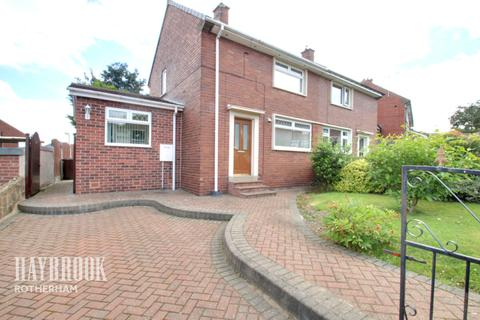 2 bedroom semi-detached house for sale - Becket Crescent, Kimberworth Park