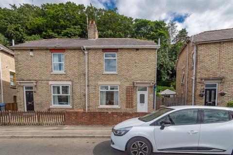 3 bedroom terraced house for sale - The Crescent, Shotley Bridge, Consett, DH8 0JA