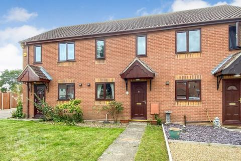 2 bedroom terraced house for sale - Wild Flower Way, Ditchingham, Bungay