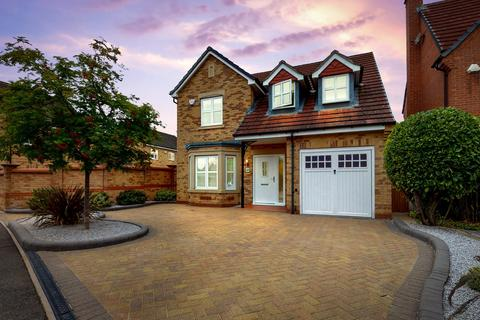 4 bedroom detached house for sale - Rosyth Crescent, Chellaston