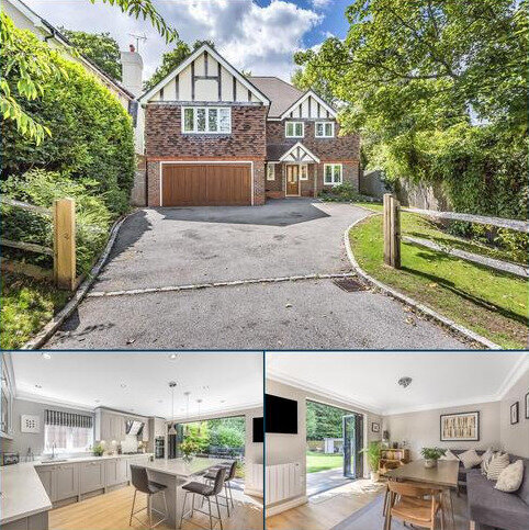 5 bedroom detached house for sale - Springfields, Newick