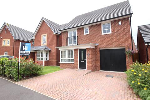 4 bedroom detached house for sale - Warbrook Road, Liverpool, Merseyside, L36