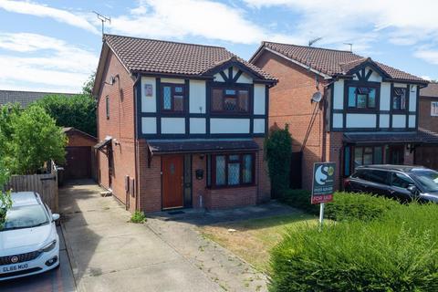 3 bedroom detached house for sale - Grantley Close, Ashford, TN23