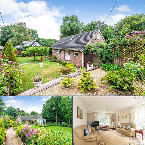 4 bedroom detached bungalow for sale - Milton Abbas, Blandford Forum, DT11