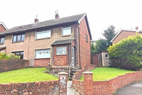 3 bedroom semi-detached house for sale - FORDD YR EGLWYS, NORTH CORNELLY, BRIDGEND CF33