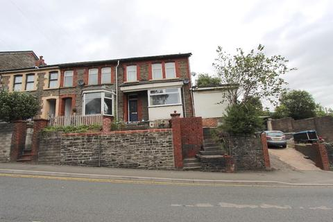 4 bedroom end of terrace house for sale - High Street, Cymmer - Porth