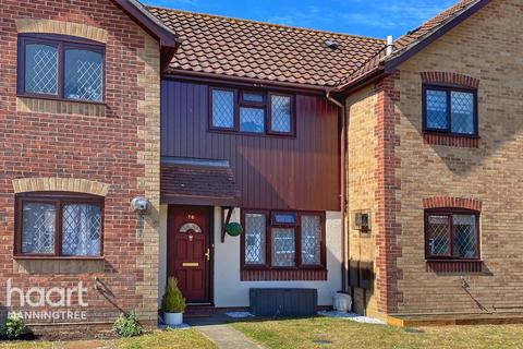 1 bedroom terraced house for sale - Stour View Avenue, Manningtree