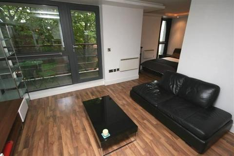 Studio to rent - Vicus, Liverpool Road Manchester M3
