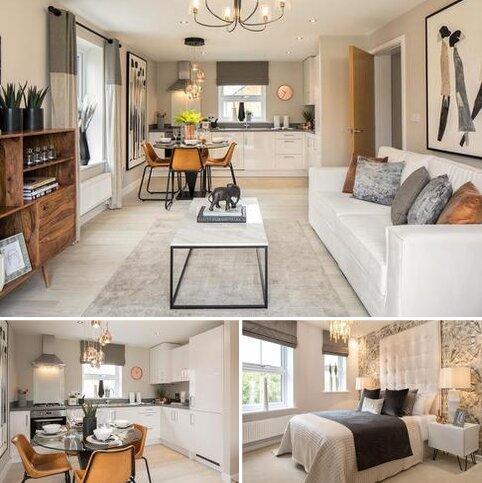 1 bedroom apartment for sale - Plot 607, Beechey House at Montague Park, Ifould Crescent, Wokingham, WOKINGHAM RG40