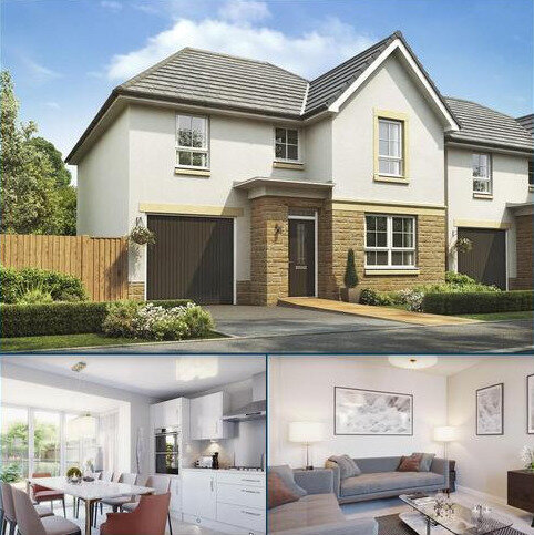 4 bedroom detached house for sale - Plot 34, DALMALLY at St Clair Mews, Main Street, Roslin, ROSLIN EH25