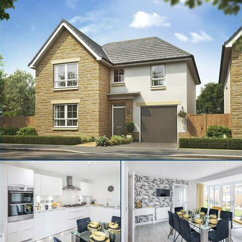 4 bedroom detached house for sale - Plot 36, FALKLAND at St Clair Mews, Main Street, Roslin, ROSLIN EH25