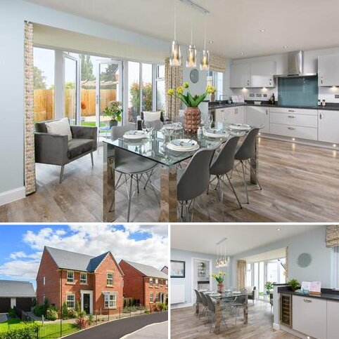 4 bedroom detached house for sale - Plot 43, HOLDEN at Scholars Park, Murch Road, Dinas Powys, DINAS POWYS CF64