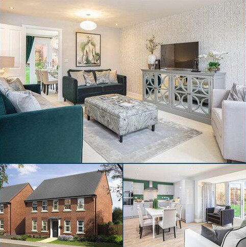 4 bedroom detached house for sale - Plot 3, CHELWORTH at Scholars Park, Murch Road, Dinas Powys, DINAS POWYS CF64