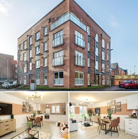 2 bedroom apartment for sale - Plot 85, Wallace at Riverside @ Cathcart, Kintore Road, Newlands, GLASGOW G43
