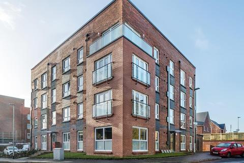 Barratt Homes - Riverside @ Cathcart - Mavor Avenue, East Kilbride, GLASGOW