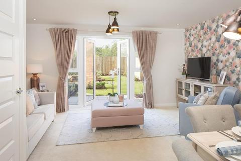 3 bedroom semi-detached house for sale - Plot 137, Barwick at Kings Chase, Jermyns Lane, Romsey, ROMSEY SO51