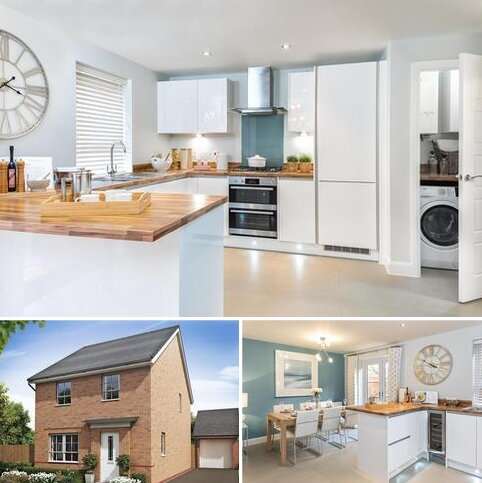 4 bedroom detached house for sale - Plot 41, Chester at Chapel Fields, Glebe Road, Loughor, SWANSEA SA4