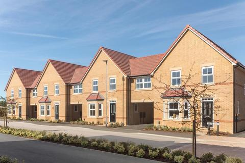 3 bedroom end of terrace house for sale - Plot 40, Chesham at Northstowe, Cambridgeshire, Pedersen Way, Cambridge CB24