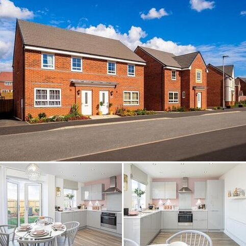 3 bedroom semi-detached house for sale - Plot 126, Maidstone at St Andrew's Place, Morley, Bruntcliffe Road, Morley, LEEDS LS27
