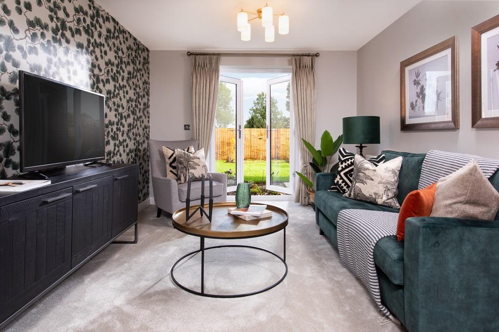 Park Edge Alderney Show Home internal 1