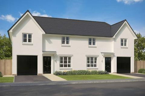 3 bedroom semi-detached house for sale - Plot 201, Ravenscraig at Ness Castle, 1 Mey Avenue, Inverness, INVERNESS IV2