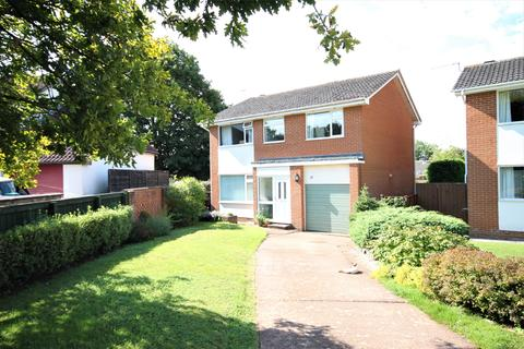 4 bedroom detached house for sale - Tiverton Road, Cullompton EX15