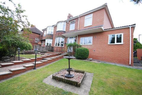 4 bedroom semi-detached house for sale - Benwell Hill Road, Fenham