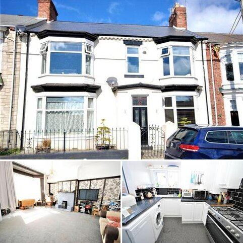 5 bedroom terraced house for sale - Grey Terrace, Ryhope Village