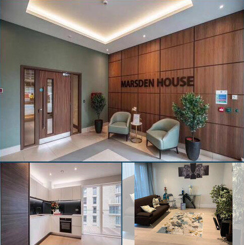 1 bedroom flat for sale - Marsden House, Pegler Square, Kidbrooke Village, London SE3