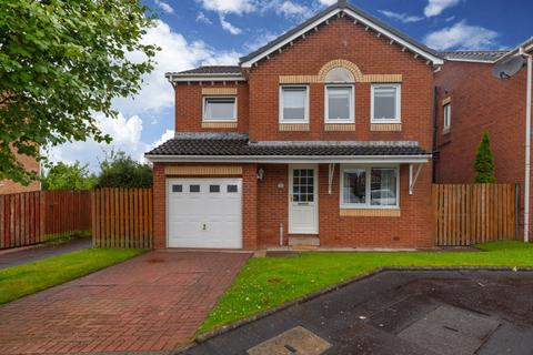 4 bedroom detached house for sale - Longpark Place, Eliburn, West Lothian, EH54 6TU