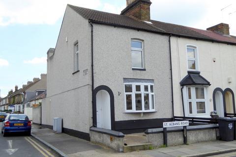 2 bedroom end of terrace house to rent - Dartford, DA1