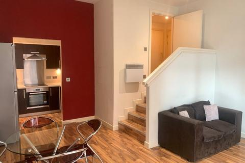 1 bedroom flat to rent - Solly Street, City Centre, Sheffield, S1 4BP