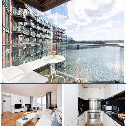 2 bedroom flat for sale - New Providence Wharf, 1 Fairmont Ave, Blackwall,, London E14