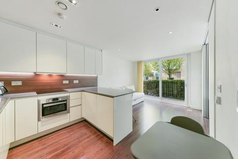Studio to rent - Woodberry Grove, Nature View, Finsbury Park N4