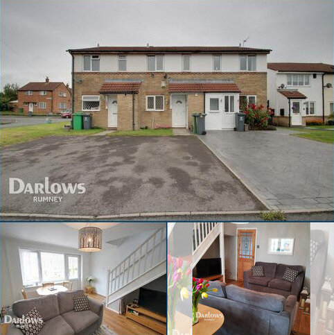 2 bedroom terraced house for sale - Laureate Close, Cardiff