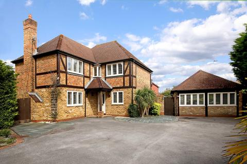 4 bedroom detached house for sale - Carnation Drive, Winkfield Row, Bracknell, Berkshire, RG42