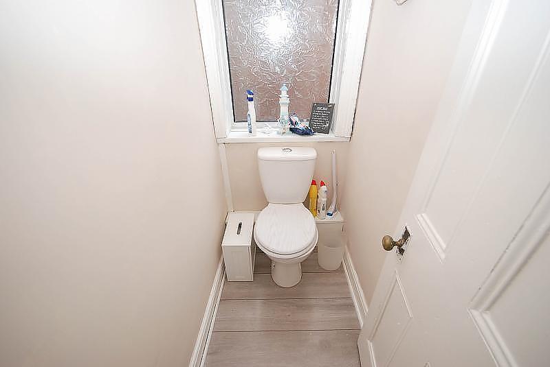 Separate WC