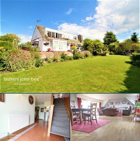 4 bedroom link detached house for sale - Chapel Lane, Stoke-On-Trent